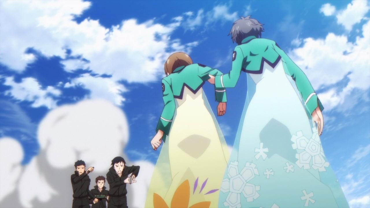 Featured image for Mahouka Koukou no Yuutousei Episode #05
