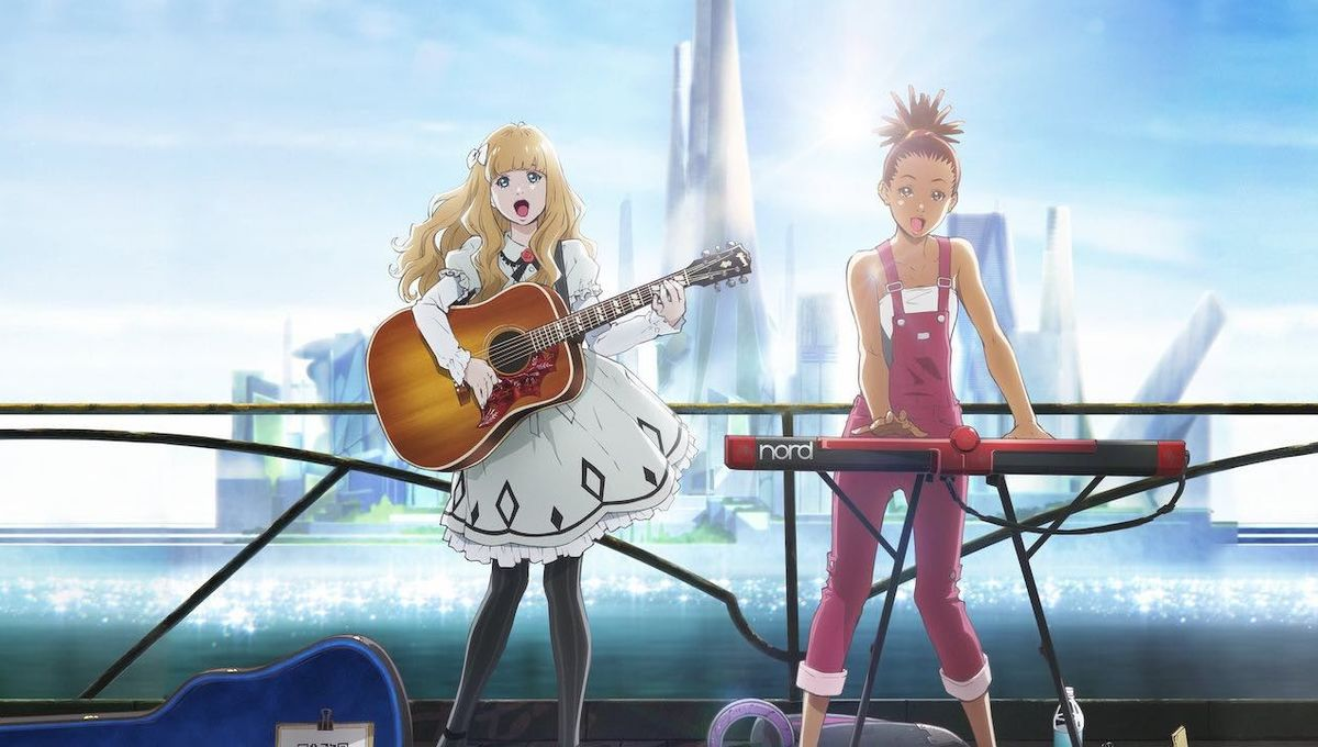 Featured image for Telling Stories With Music: Carole And Tuesday.
