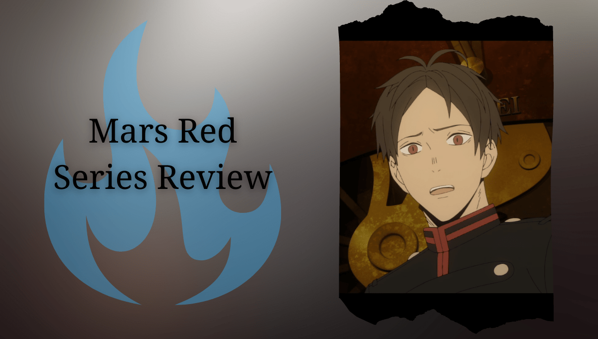 Featured image for Mars Red Series Review – Historical Vampires and Admirable Theatrical Performances