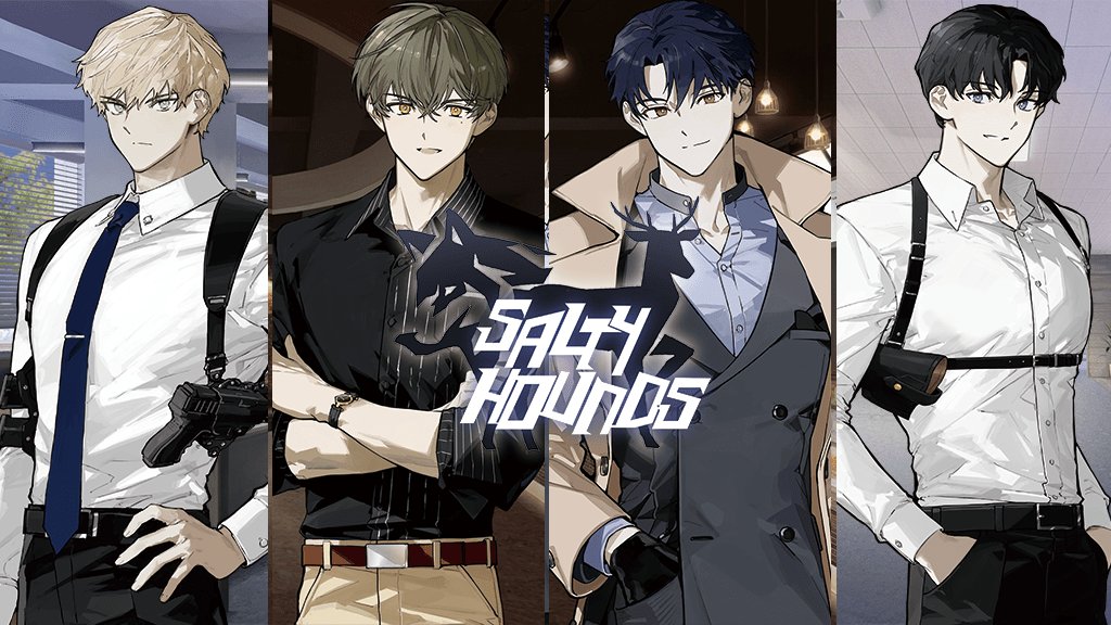 Featured image for Indie Spotlight: Salty Hounds