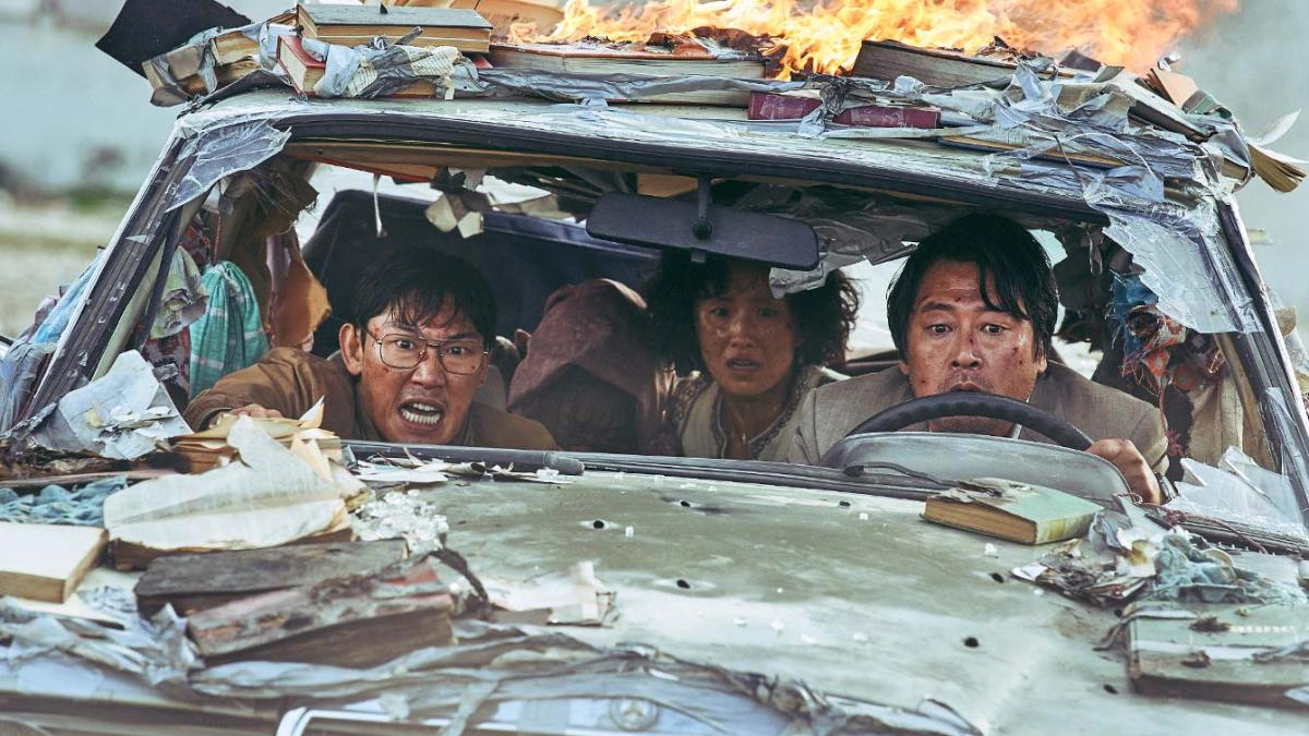 Featured image for Escape from Mogadishu (모가디슈, Ryoo Seung-wan, 2021)