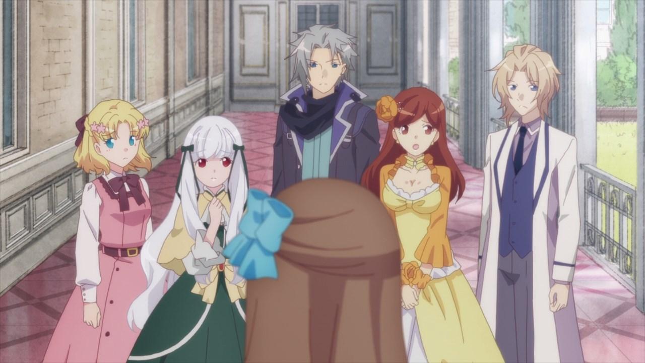 Featured image for Otome Game no Hametsu Flag shika Nai Akuyaku Reijou ni Tensei shiteshimatta… X Episode #05