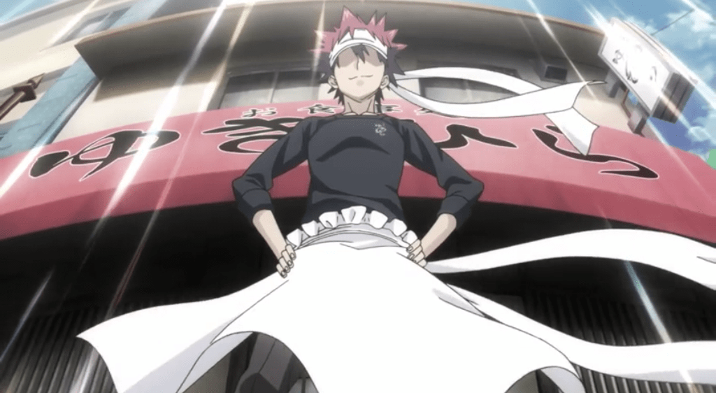 Featured image for Food Wars Series Review – There Are Foodgasms Galore