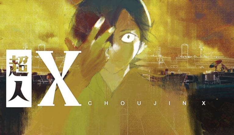Featured image for Choujin X Chapter 1: Can a side kick become the main character?