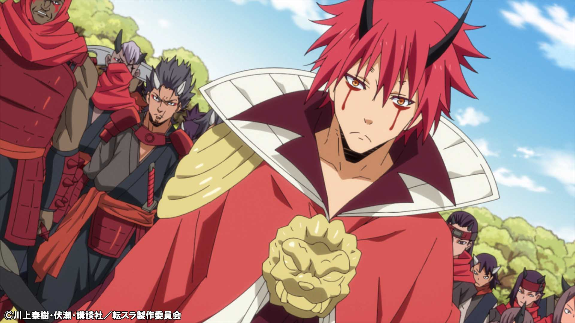 Featured image for Weekly Review — That Time I Got Reincarnated as a Slime Season 2 Episode 17