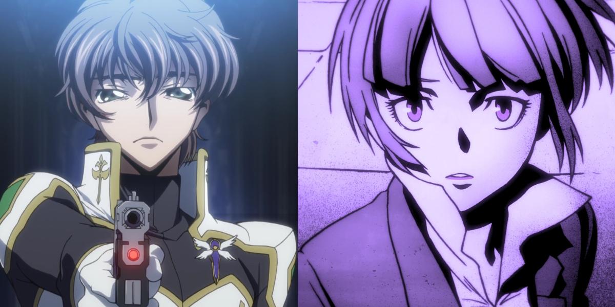 Featured image for MBTI Character Comparison and Analysis: Suzaku Kururugi vs. Akane Tsunemori