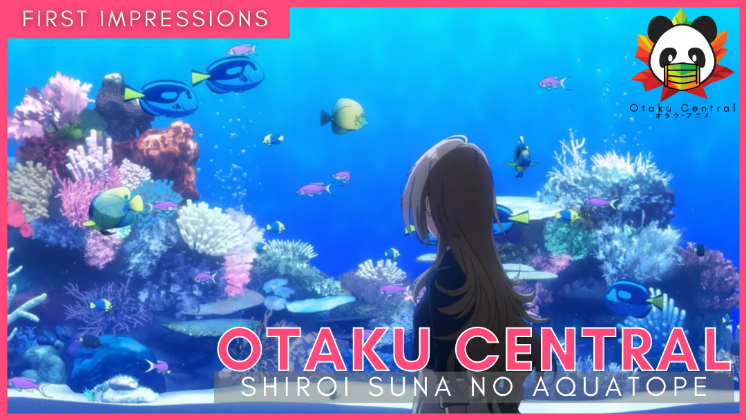 Featured image for Shiroi Suna no Aquatope | First Impressions