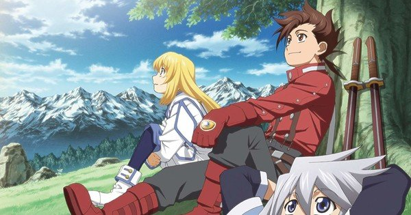 Featured image for Tales of Symphonia the Animation (OAV)