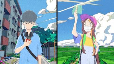 Featured image for Cider no Yō ni Kotoba ga Wakiagaru Movie Review