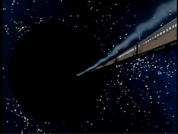 Featured image for Science the destroyer in Galaxy Express 999