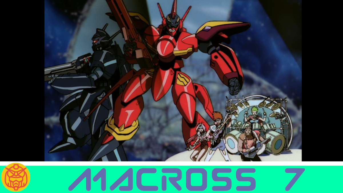 Featured image for Macross 7 – The Power of Rock