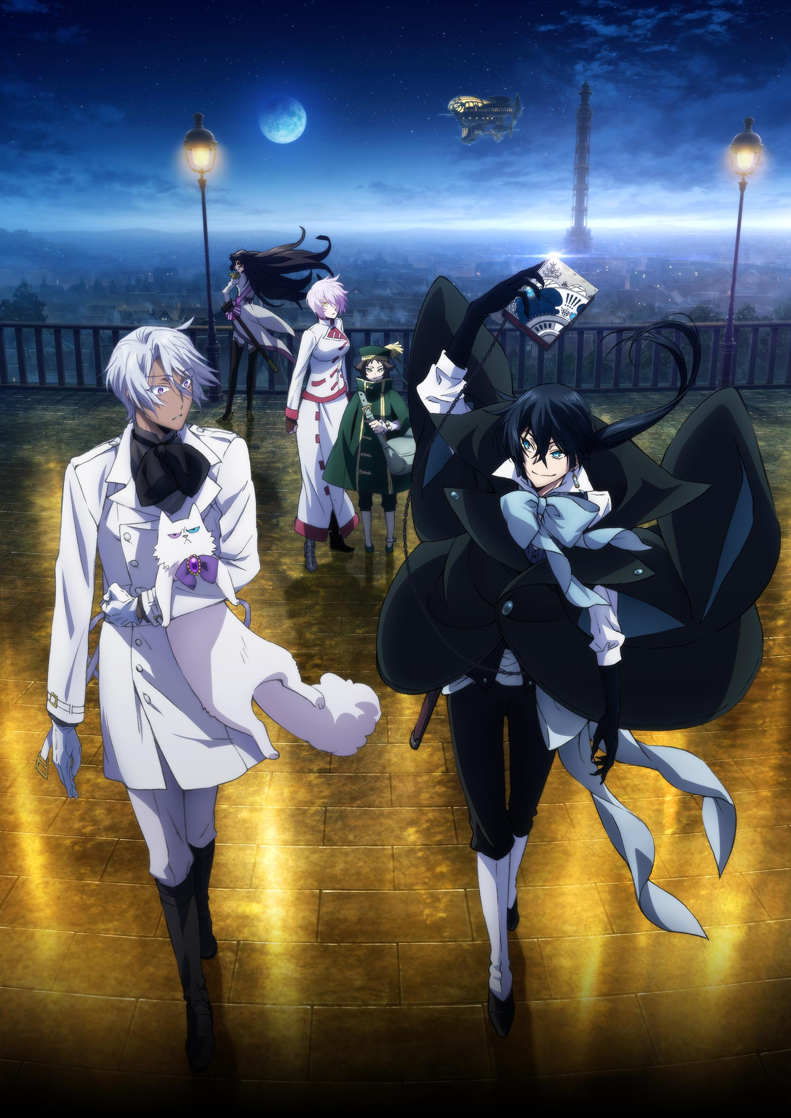 Featured image for The Case Study of Vanitas: Episodes 1-5 [Review]