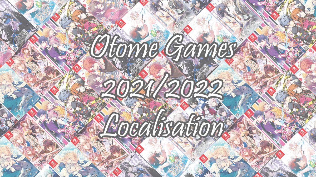 Featured image for [Otome Spotlight] Otome Games Coming to The West in 2021~2022