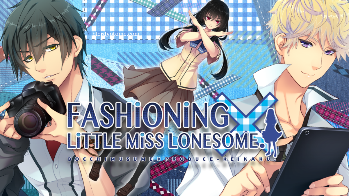 Featured image for Fashioning Little Miss Lonesome (18+) Otome Review