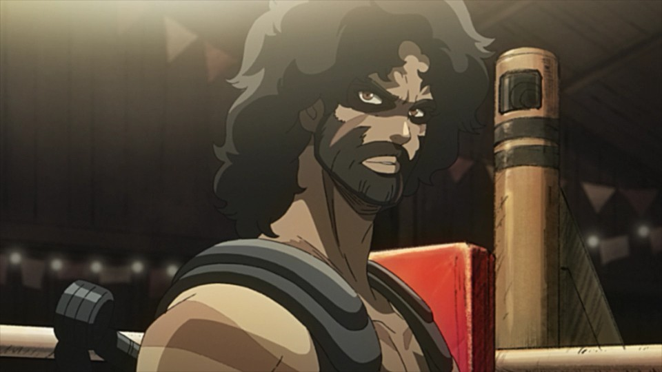 Featured image for Megalobox was a cool boxing anime. Megalobox Nomad was a great anime with some boxing