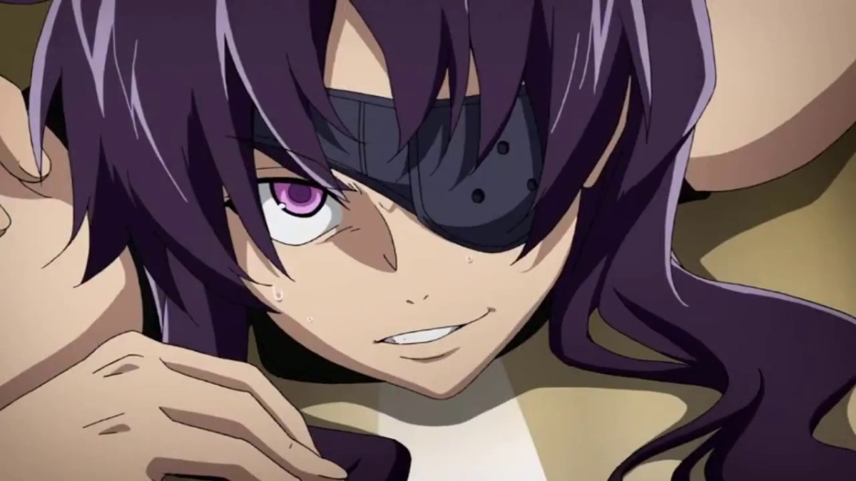 Featured image for Sunday Select: 7 Favorite Purple-Haired Anime Characters