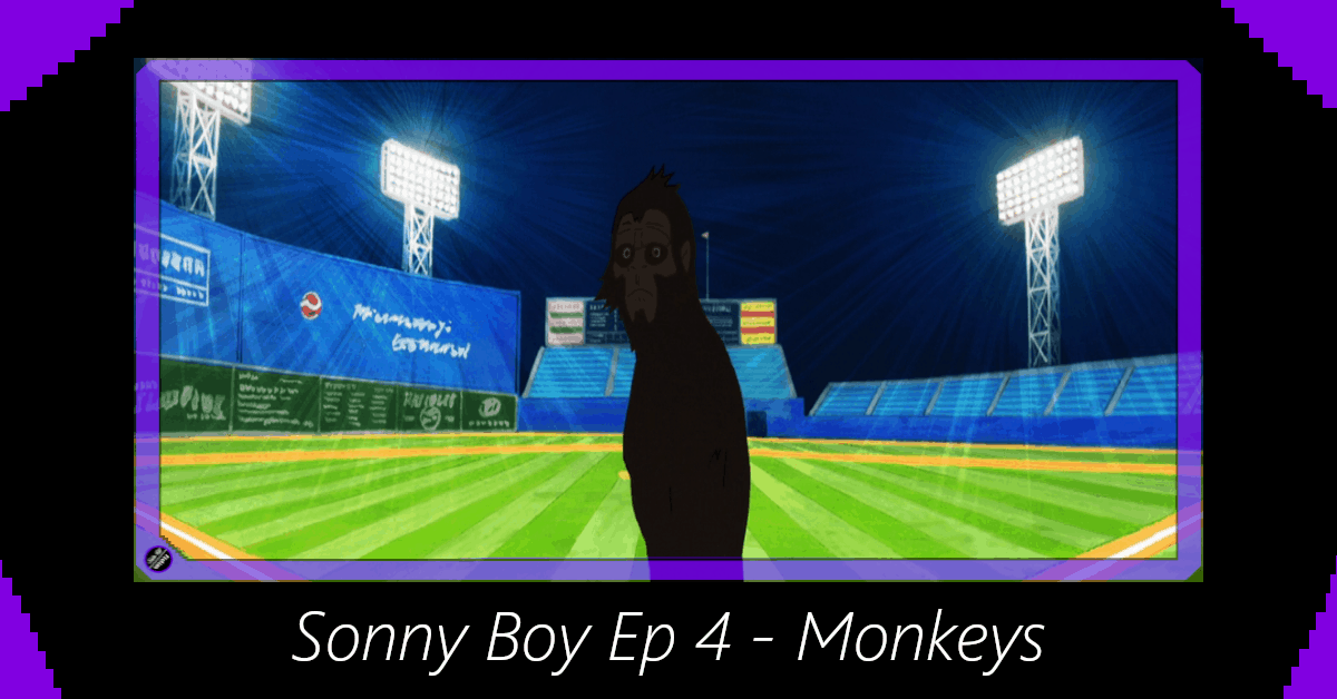 Featured image for Sonny Boy Episode 4 – Monkeys