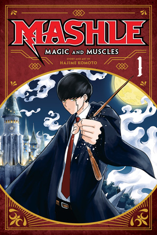 Featured image for Mashle: Magic and Muscles Vol 1 Review