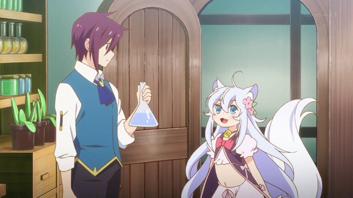 Featured image for Anime Series Like Cheat Pharmacist's Slow Life – Making a Drugstore in Another World