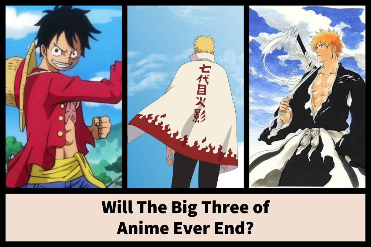Featured image for Will The Big Three of Anime Ever End?