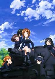 Featured image for How Not to Build a Series: Girls und Panzer