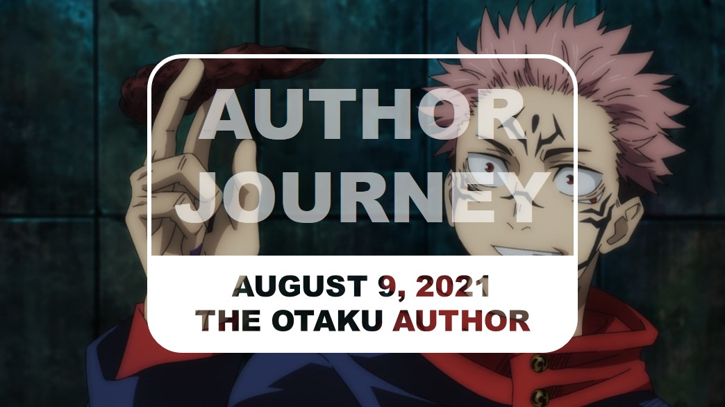 Featured image for Author Journey (August 9, 2021)