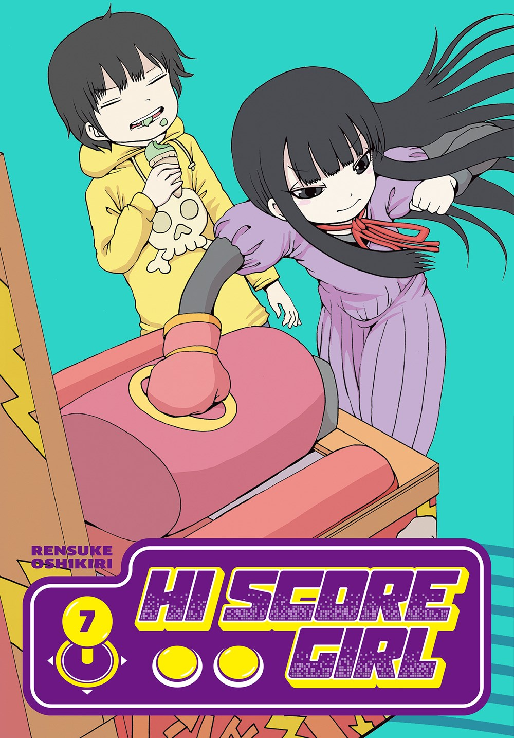 Featured image for Hi Score Girl Volume 7 Review