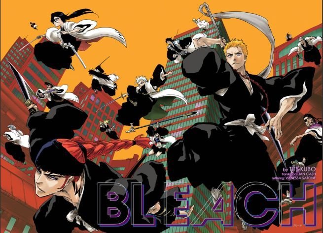 Featured image for BLEACH 2021 - Embrace Hell