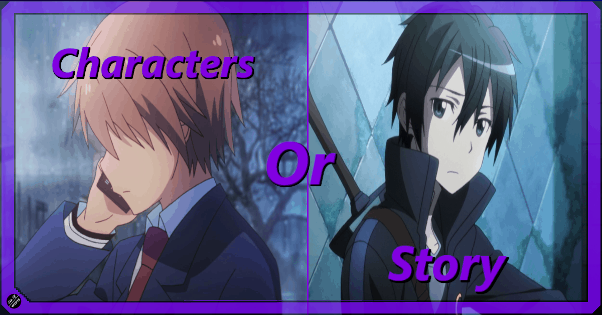 Featured image for Do You Need Good Characters or a Good Story?