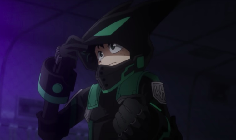 Featured image for My Hero Academia THE MOVIE: World Heroes' Mission Film Review