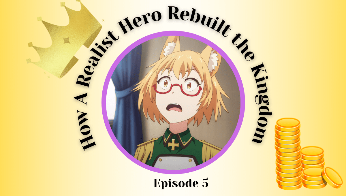 Featured image for How a Realist Hero Rebuilt the Kingdom Episode 6 Impressions – Potential for Treason and War