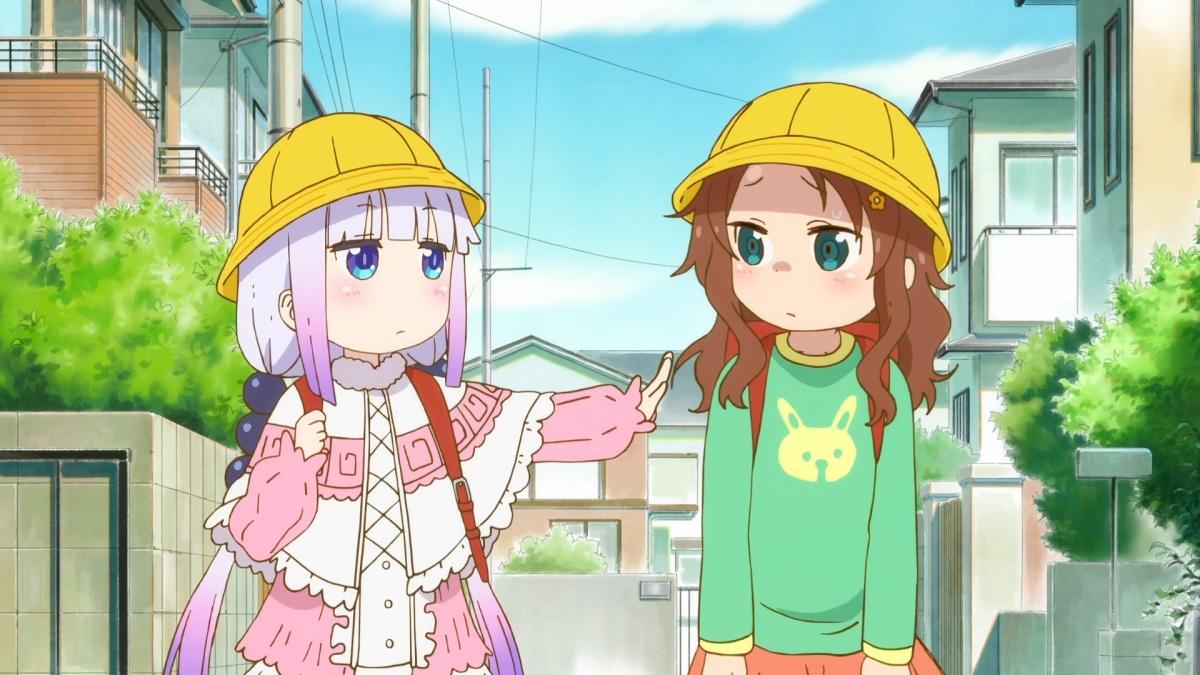 Featured image for Miss Kobayashi's Dragon Maid S Episode 6: Takiya & Fafnir
