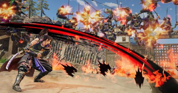 Featured image for Samurai Warriors 5