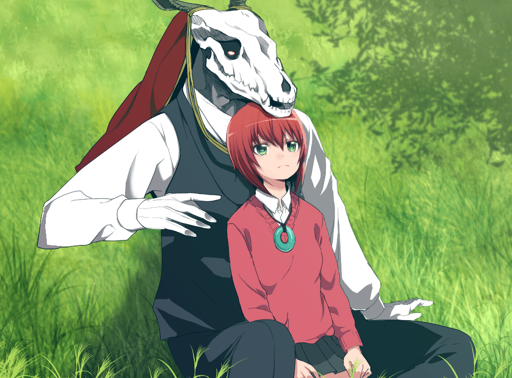Featured image for The Ancient Magus Bride demonstrates Happiness and Love are Not Equal