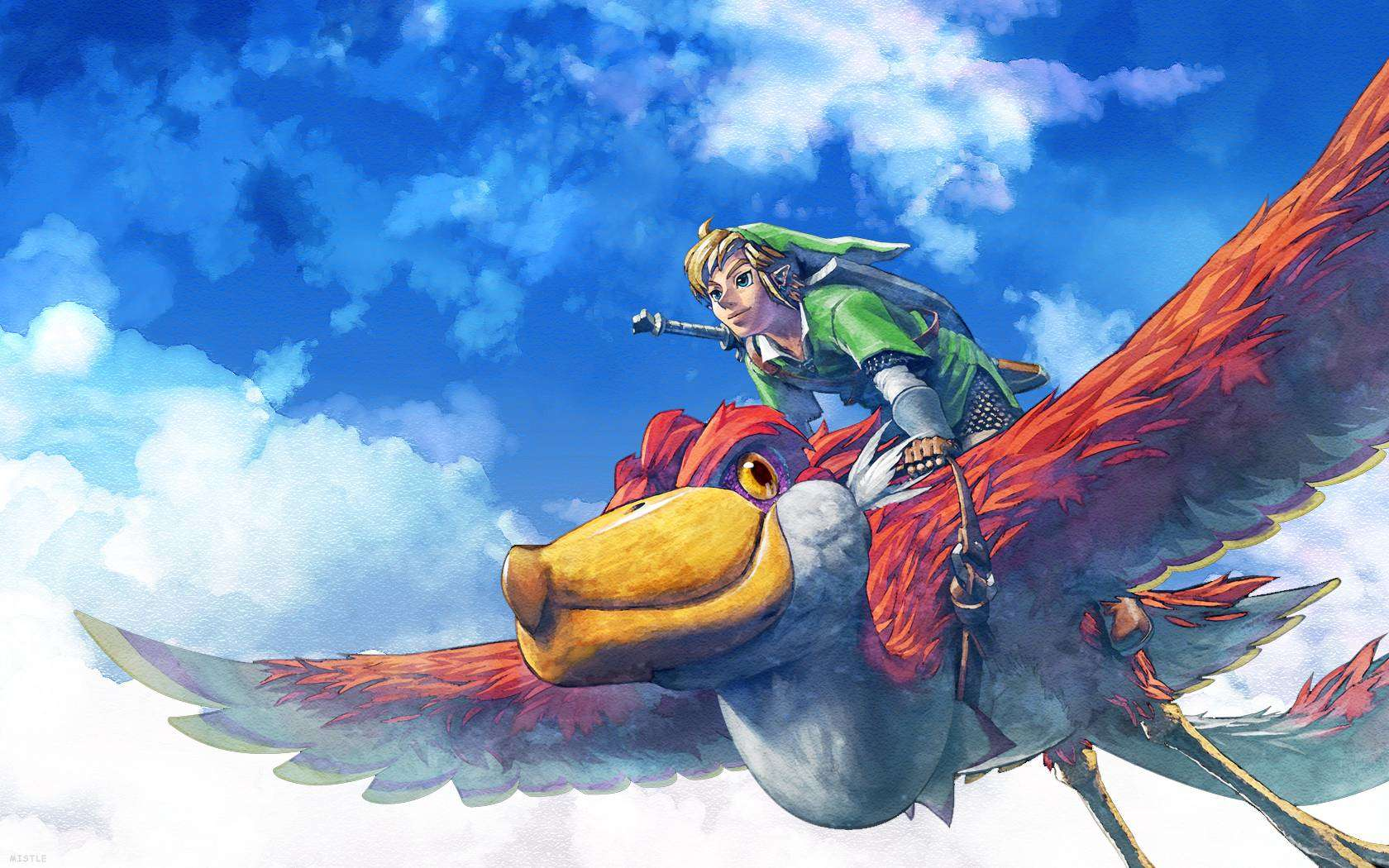 Featured image for Skyward Sword HD Review: The Best-Worst Zelda Takes Flight Again