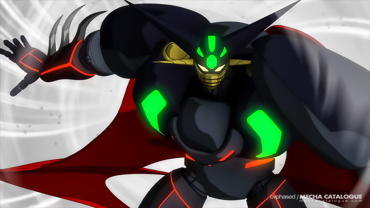"""Featured image for I Went Ahead and Read the Manga: More Unsolicited """"Getter Robo Arc"""" Thoughts"""