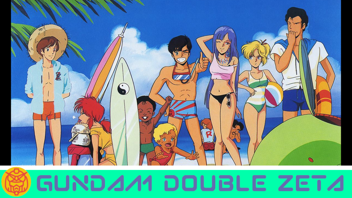 Featured image for Mobile Suit Gundam Double Zeta – A Force of Teenagers and Optimism