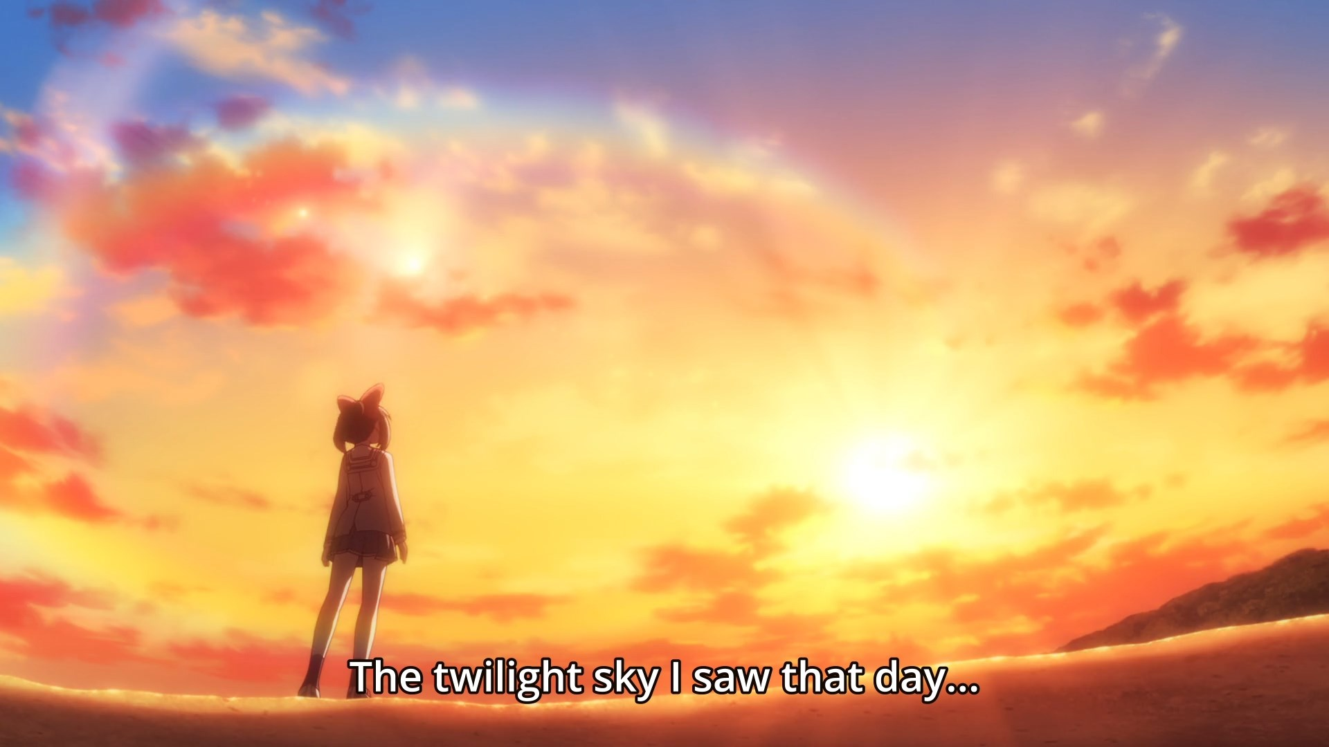 Featured image for The Girl in Twilight – Episode 12