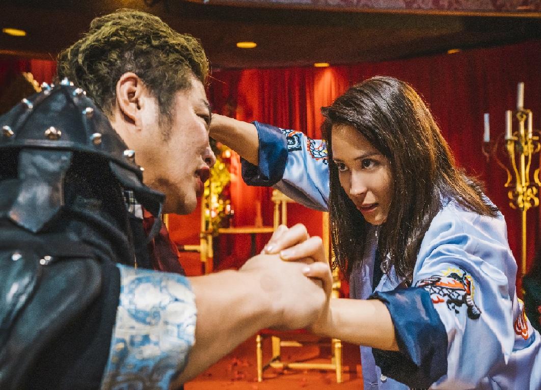 Featured image for Jigoku no Hanazono: Office Royale 地獄の花園Director:Kazuaki Seki (2021) [New York Asian Film Festival 2021]