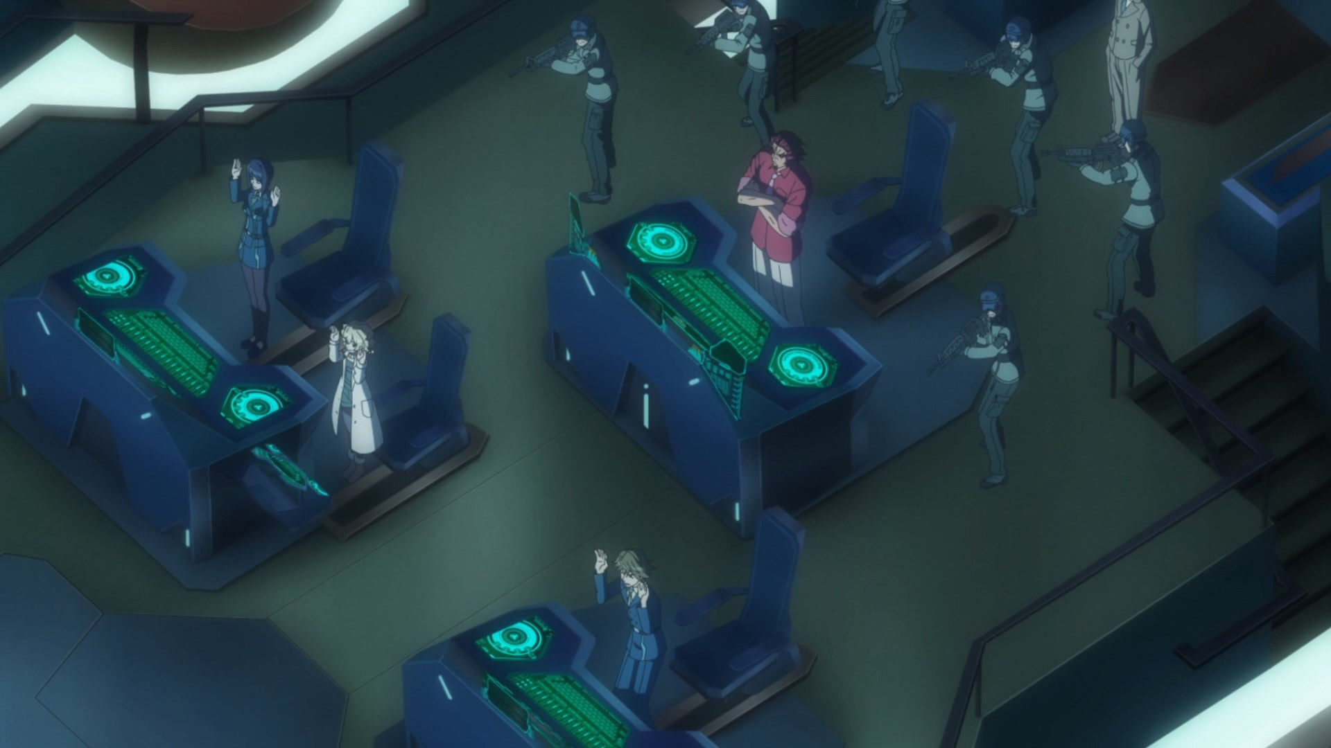 Featured image for Symphogear XV – Episode 4