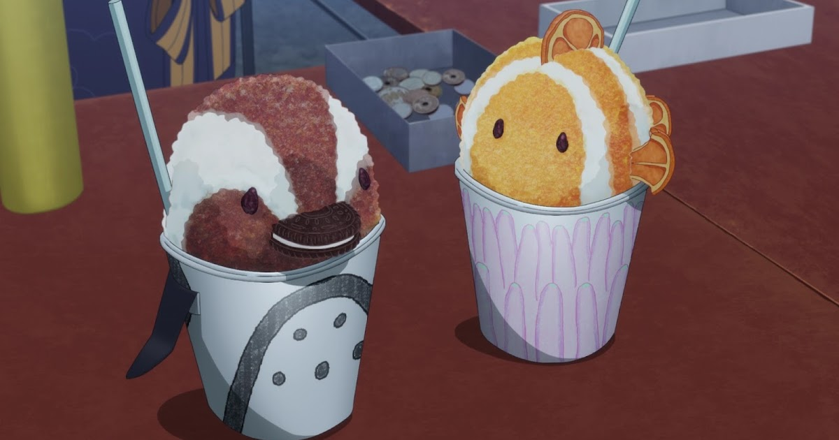 Featured image for Shiroi Suna no Aquatope - Episode 6 - Udon-chan Skeptical