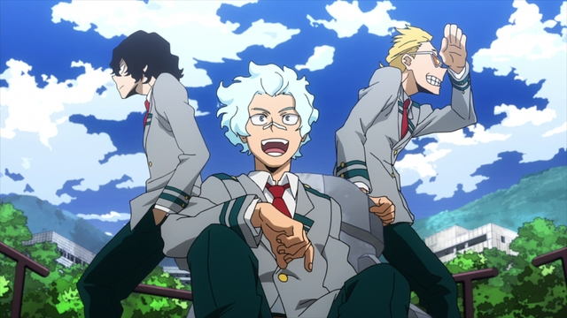 Featured image for My Hero Academia Episode 107