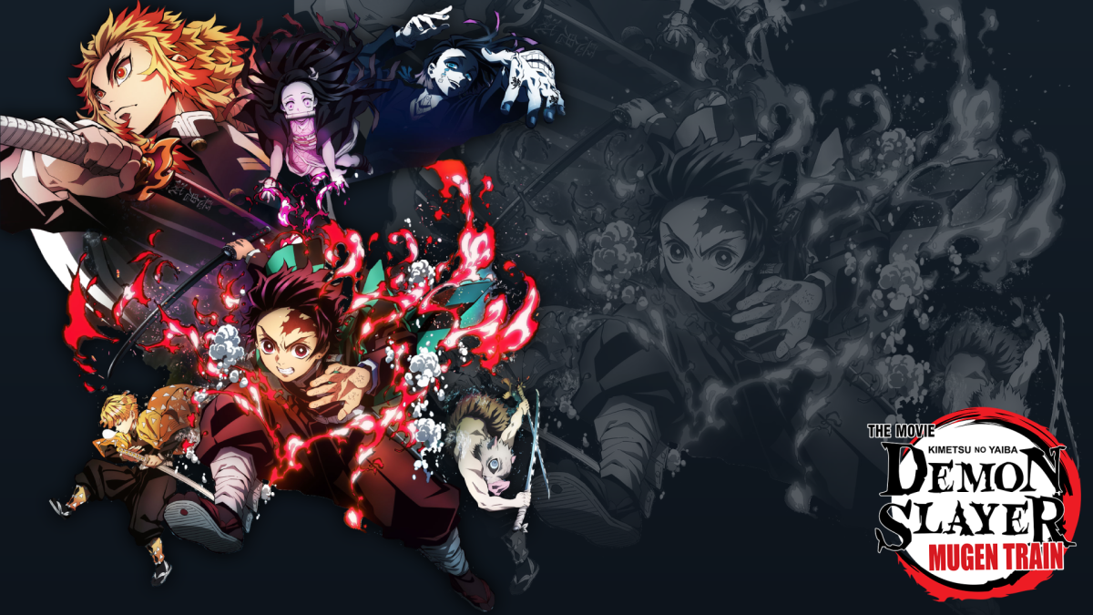 Featured image for Anime Review 201 Demon Slayer: Kimetsu no Yaiba the Movie Mugen Train