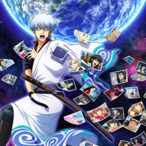 Featured image for A Fun Detour – Gintama: Slip Arc (Season 6) Anime Review