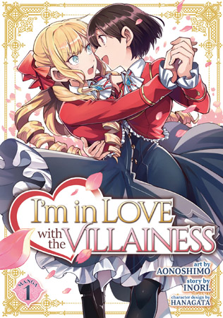Featured image for I'm in Love with the Villainess Vol 1 Review