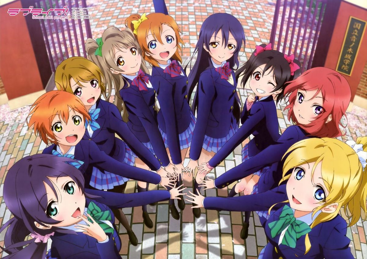 Featured image for How to Watch the Love Live Series in Order