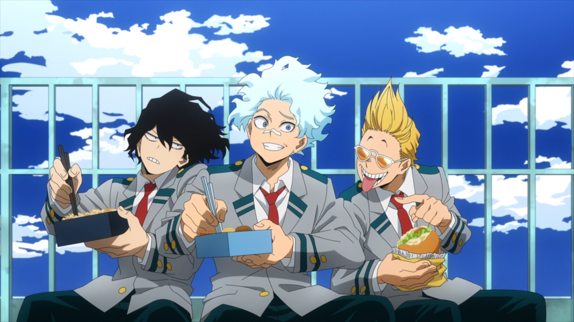 Featured image for Boku no Hero Academia S5 – 19