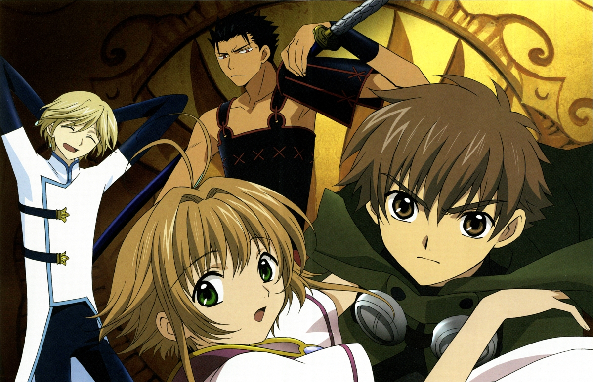 Featured image for Anime Review 204 Tsubasa Reservoir Chronicle