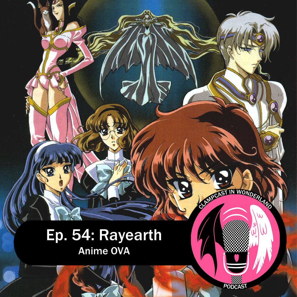 Featured image for Episode 54: Rayearth OVA