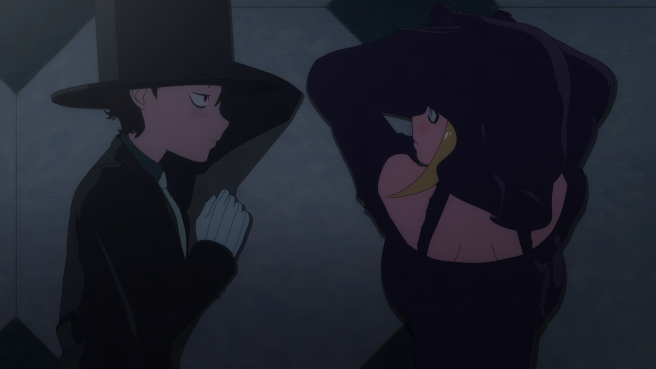 Featured image for Shinigami Bocchan to Kuro Maid Episode 7